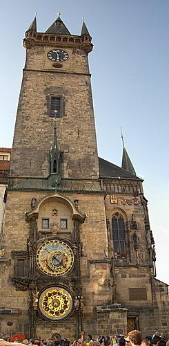 L'horloge astronomique de Prague Prague11