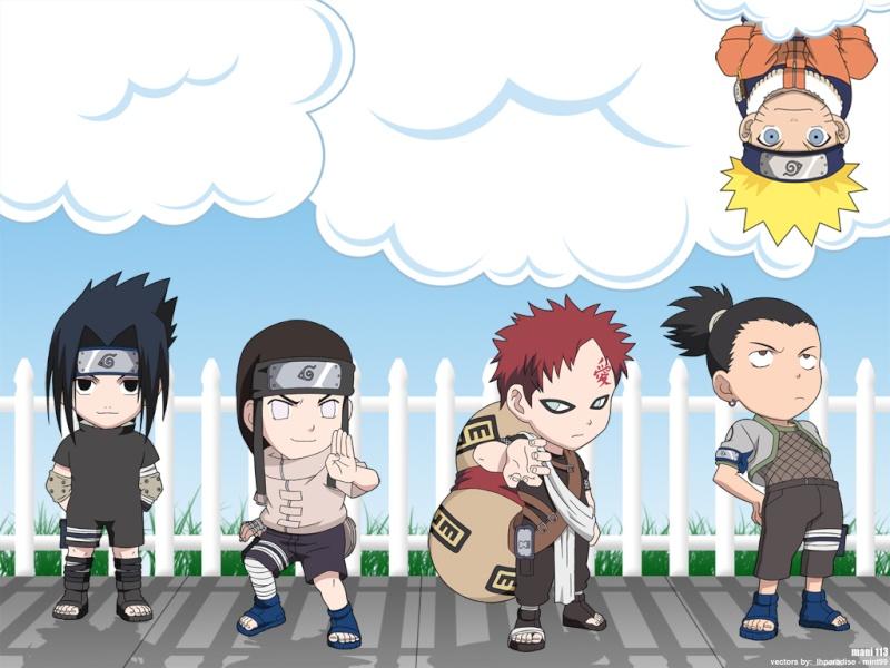 Galeria de Fotos De Naruto 17033310