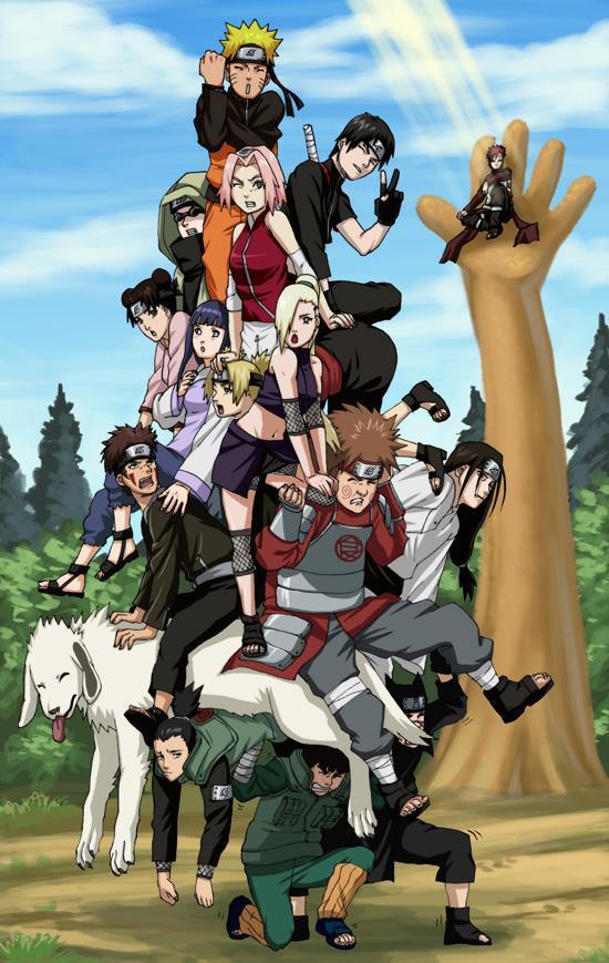 Galeria de Fotos De Naruto Naruto10