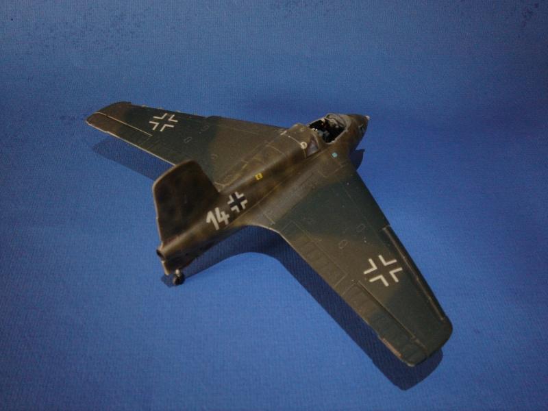 Messerschmitt 163 Komet Dragon 1/48 Dsc04724