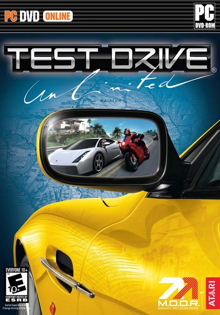 Test Drive Unlimited Testdr10