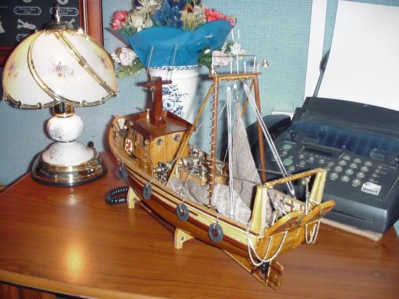 Futur bateau présenté Chalut12