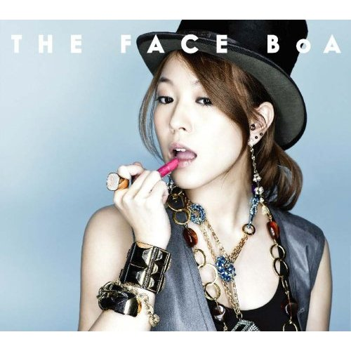 Boa's 6th Japanese Album ' The Face' Covers! 116