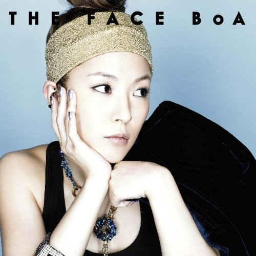 Boa's 6th Japanese Album ' The Face' Covers! 213