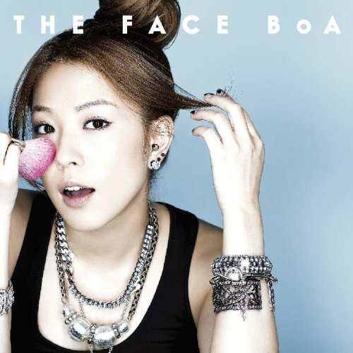 Boa's 6th Japanese Album ' The Face' Covers! 313