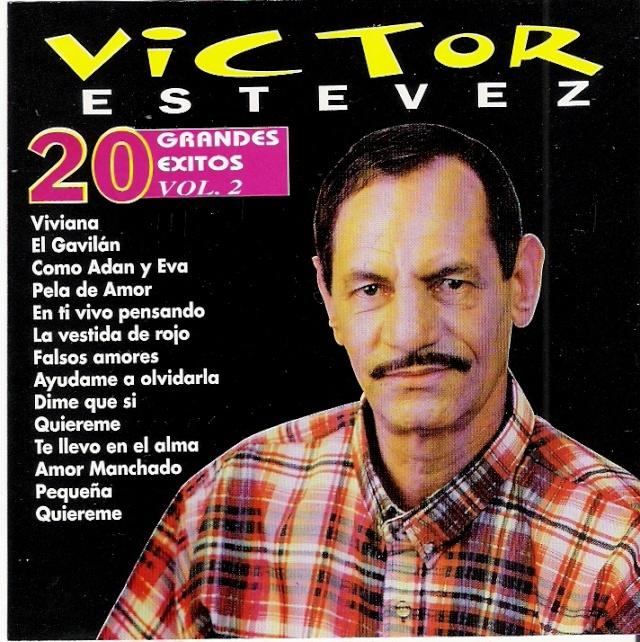 VICTOR ESTEVES 20 GRANDES EXITOS Index_10
