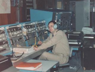 [ Les stations radio et télécommunications ] Station de Rambouillet. 00140