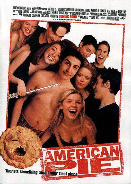 American Pie 1, 2, 3, 4, 5 i 6 дел 112