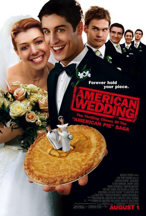 American Pie 1, 2, 3, 4, 5 i 6 дел 310
