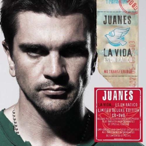 Juanes - La Vida Es Un Ratico (2007) Fronta10
