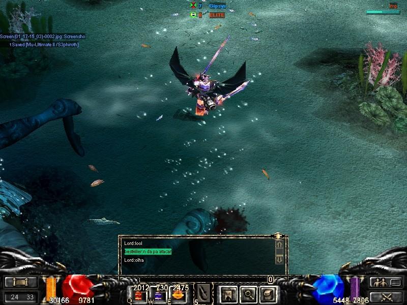 A melhor guild do jogo Gipsys War10
