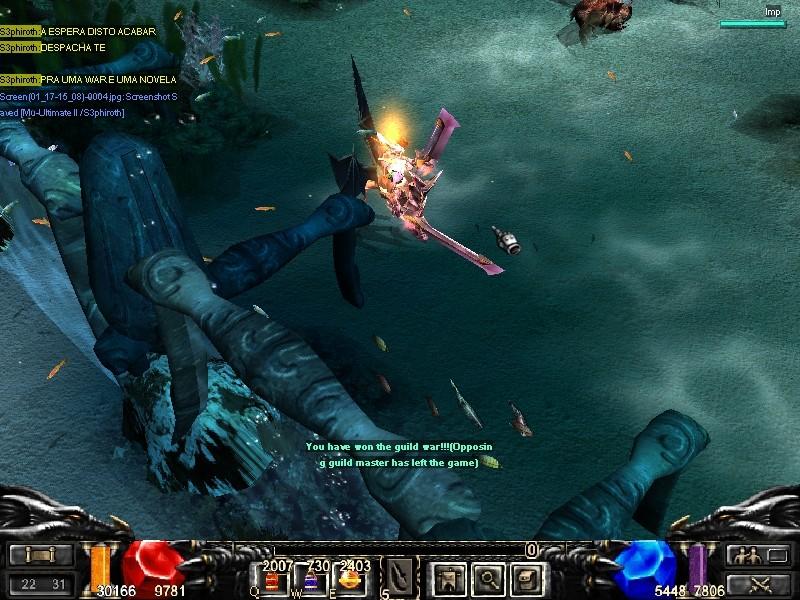 A melhor guild do jogo Gipsys War210