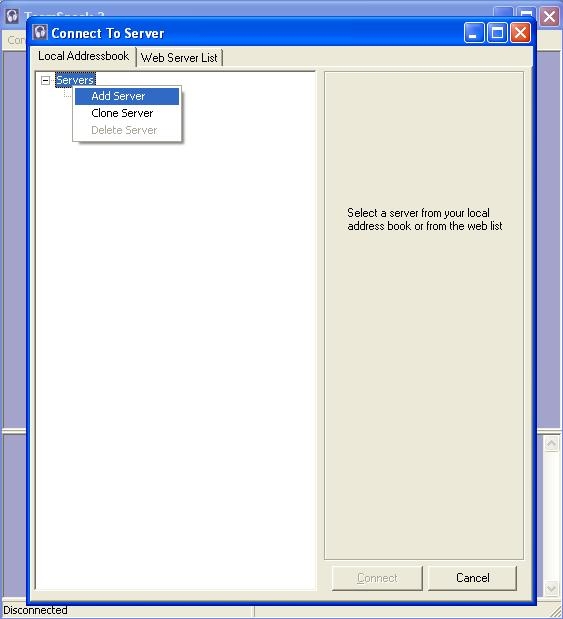 Hash TeamSpeak Server 10401010