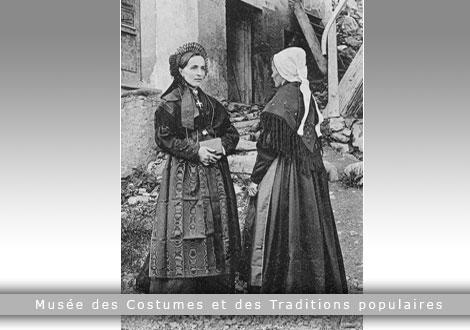 Les personnages et costumes d'antan Savoie10