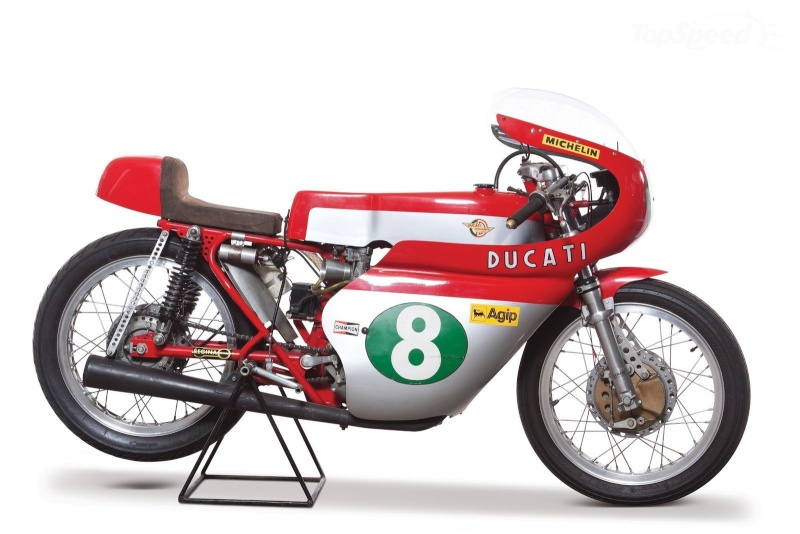 Ici on balance les Monos Ducati - Page 2 1965-d12
