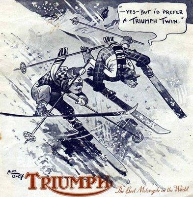 Affiche triumph 3-alex10