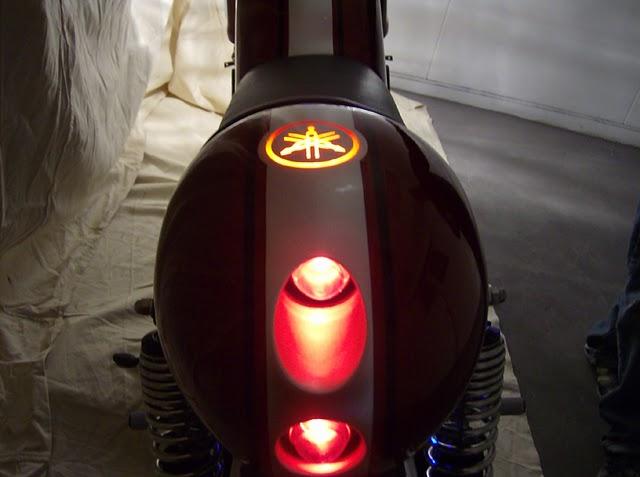 350 RD SCARLET FIREFLY Yamaha13