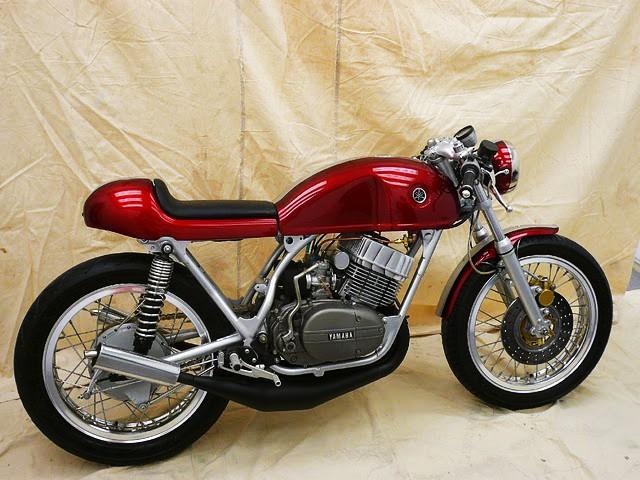 350 RD SCARLET FIREFLY Yamaha15