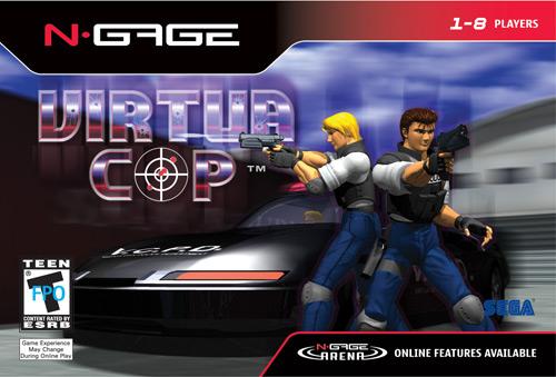 Virtua Cop Post-310