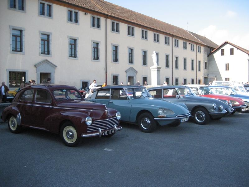 Rasso Retraumobile Club de Haute-Savoie - La Roche-sur-Foron 74 - 16/09/2012 Img_1634