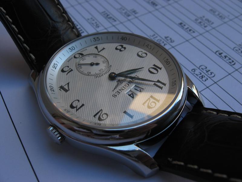 longines master collection grande date petite seconde Longin17