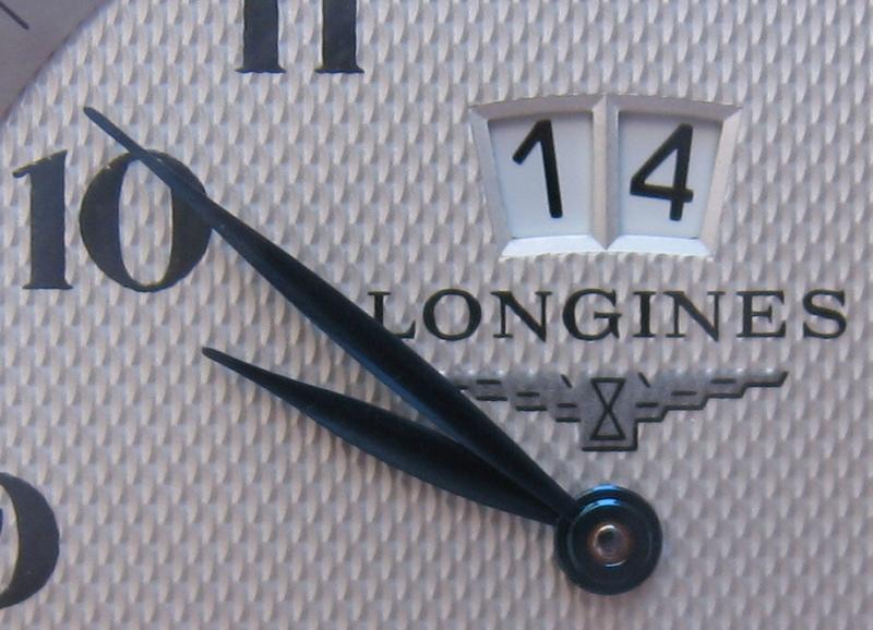 longines master collection grande date petite seconde Longin19
