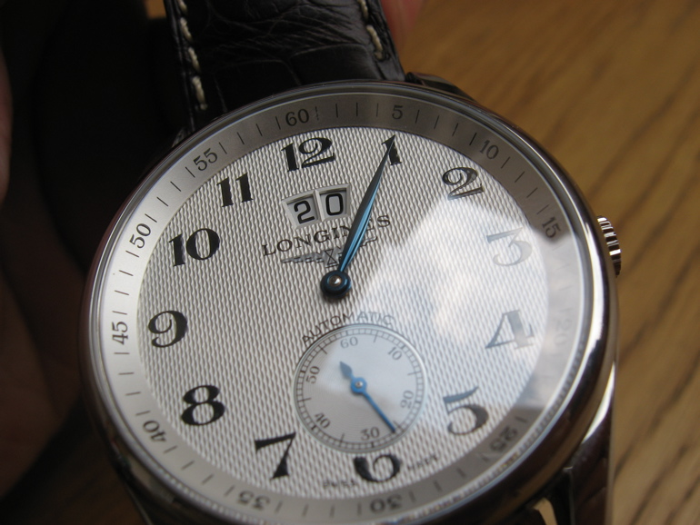 longines master collection grande date petite seconde Photot20