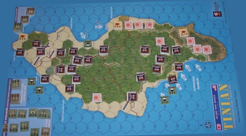 [CR] Island War (Legion)-Tinian: mais ou sont les japonais ? 110