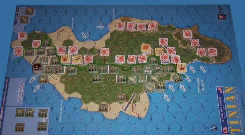 [CR] Island War (Legion)-Tinian: mais ou sont les japonais ? 1310