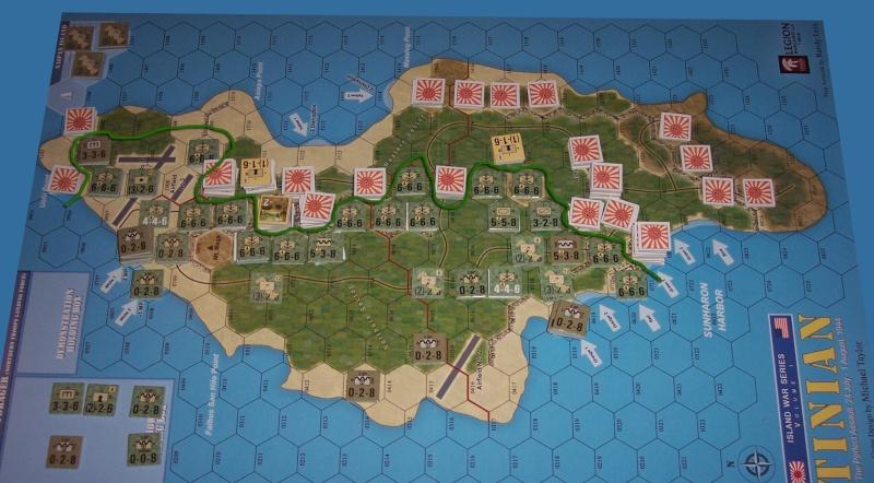 [CR] Island War (Legion)-Tinian: mais ou sont les japonais ? 1410