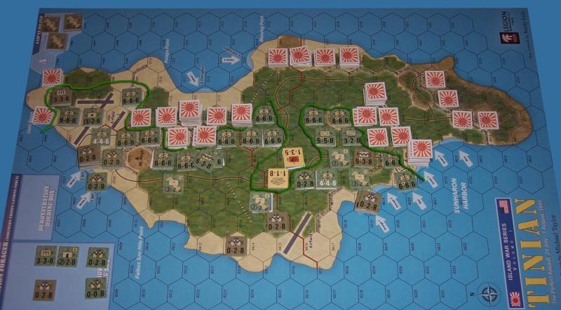 [CR] Island War (Legion)-Tinian: mais ou sont les japonais ? 1510
