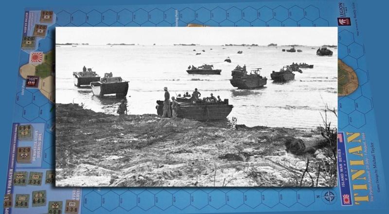 [CR] Island War (Legion)-Tinian: mais ou sont les japonais ? 210