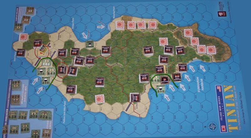 [CR] Island War (Legion)-Tinian: mais ou sont les japonais ? 310