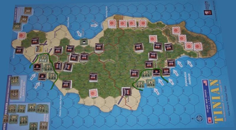 [CR] Island War (Legion)-Tinian: mais ou sont les japonais ? 410
