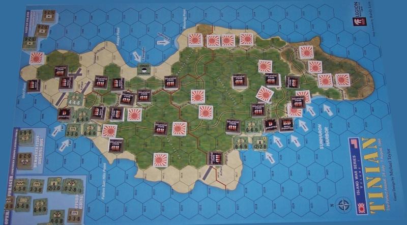 [CR] Island War (Legion)-Tinian: mais ou sont les japonais ? 510