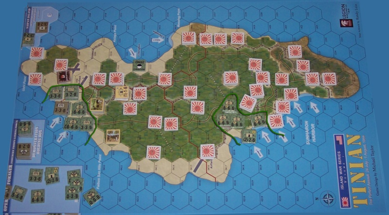 [CR] Island War (Legion)-Tinian: mais ou sont les japonais ? 610