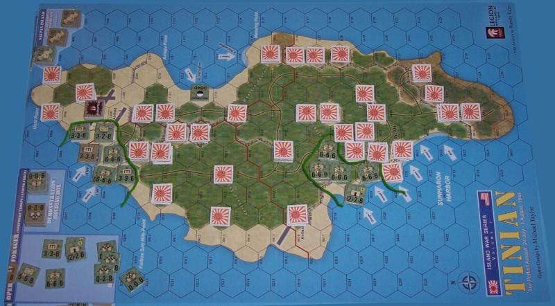 [CR] Island War (Legion)-Tinian: mais ou sont les japonais ? 710