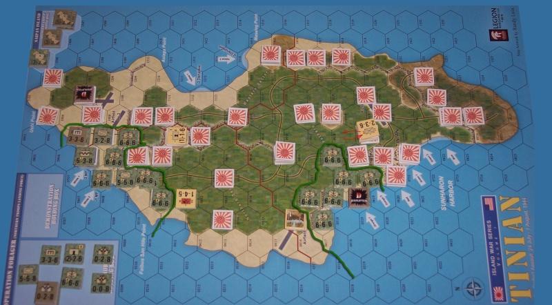 [CR] Island War (Legion)-Tinian: mais ou sont les japonais ? 910
