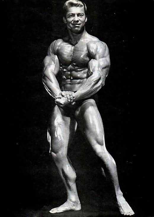Quel sont vos objectifs en musculation ? Scott110