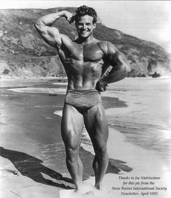 Quel sont vos objectifs en musculation ? Steve410