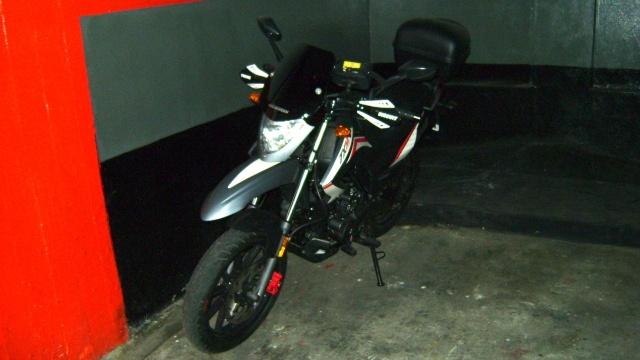 Presento TXM 200  Keeway13