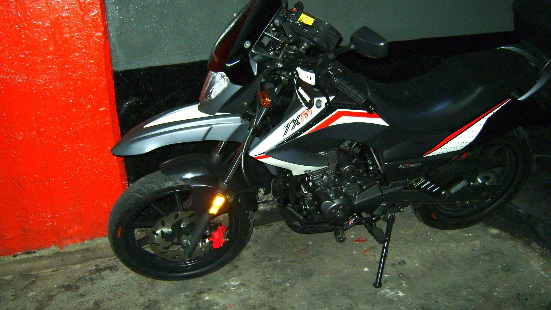 Presento TXM 200  Keeway14