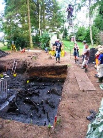 Archéologie: des analyses vont être faites sur l'armée sacrifiée retrouvée au Danemark  Armae_10