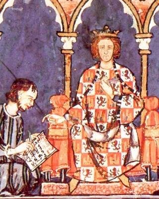 """Les """"tapas"""" du roi Alphonse le Sage Alfons11"""