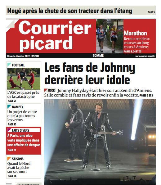 Johnny dans la presse 2018 - Page 3 Courri10