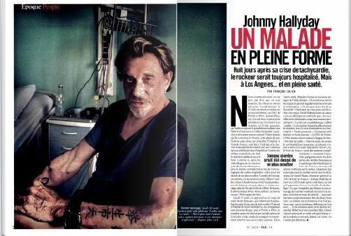 Johnny dans la presse 2018 - Page 3 Vsd110