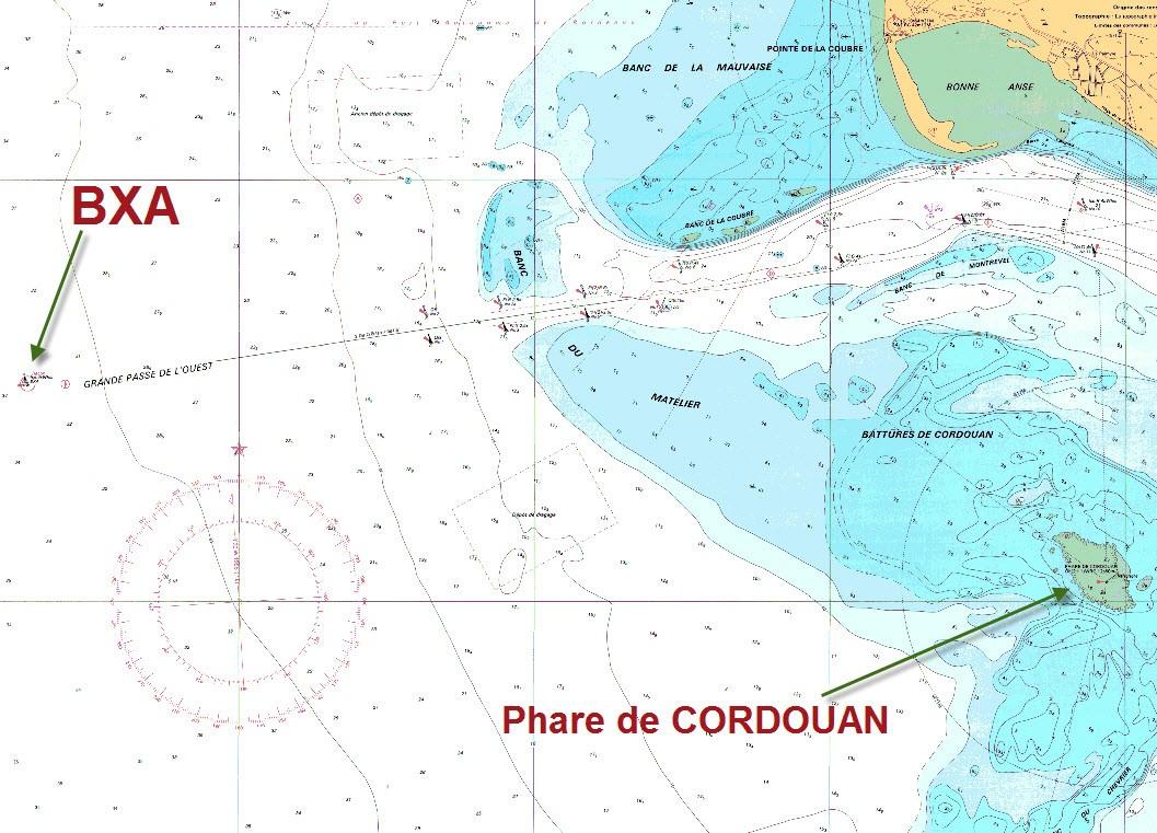 La BXA   Estuaire de la Gironde   France