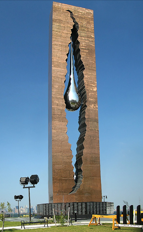 "LA LARME ""The Tear of the Grief""- New-York -USA 41728010"