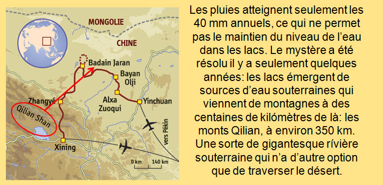 [C'est quoi ] Dunes ? Desert de Gobi - Chine 611