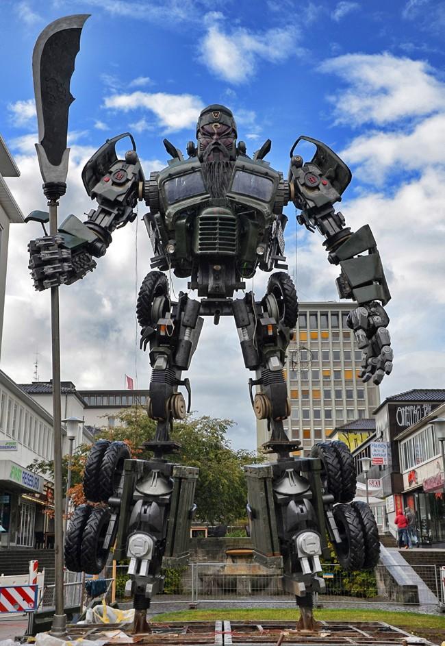 The Transformer - Cassel - Allemagne 79620010